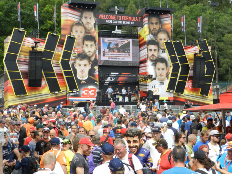 Grand Prix Belgicka 2021 - v predaji - ONEGPTICKETS